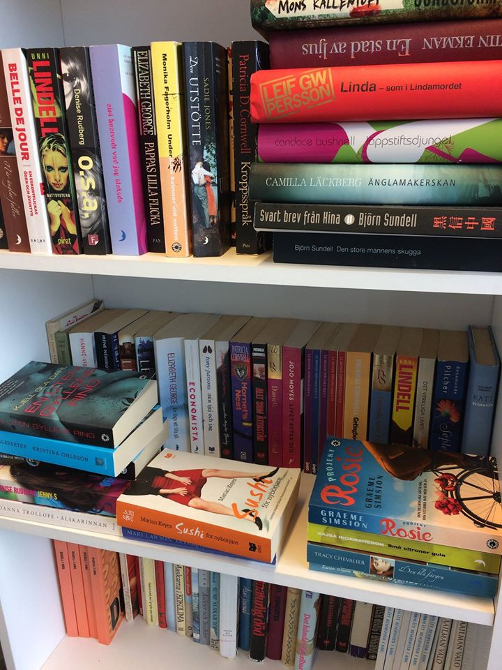 Ta en titt i bokbytarhyllan