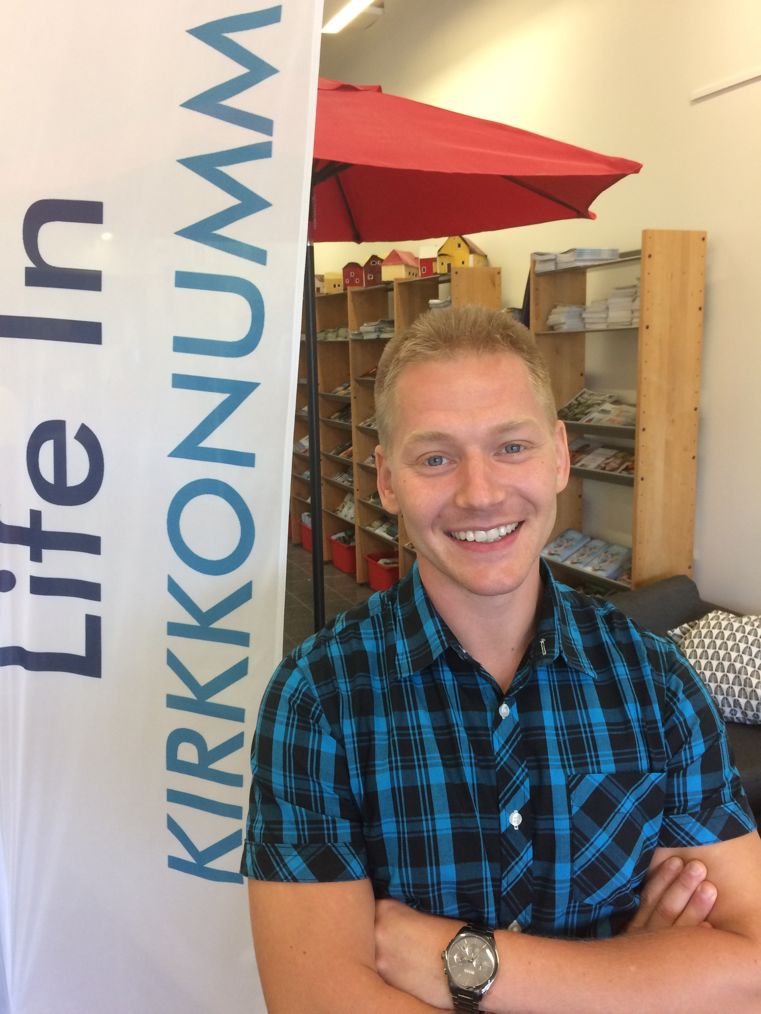 Luckan Kyrkslätt deltar i de Finlandssvenska Integrationsdagarna 2018