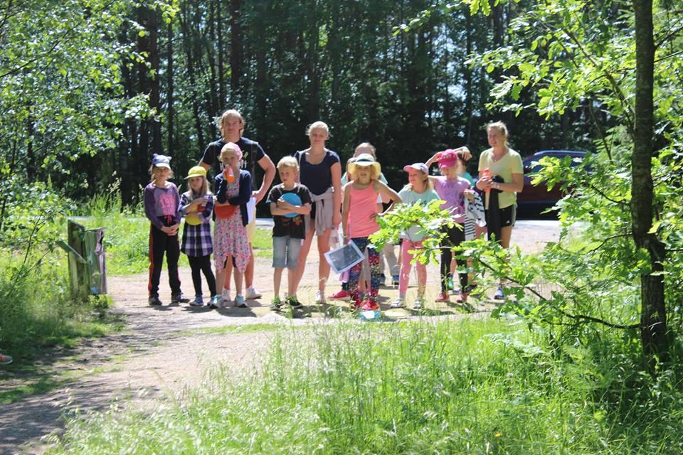 KNUF söker lägerledare för aktivitetsläger