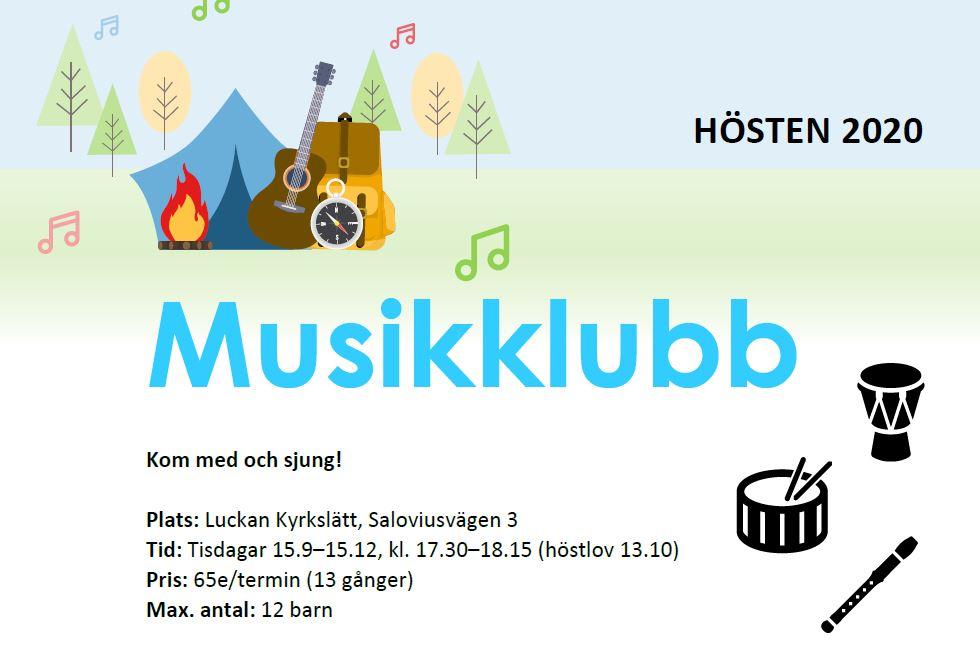 Musikklubb